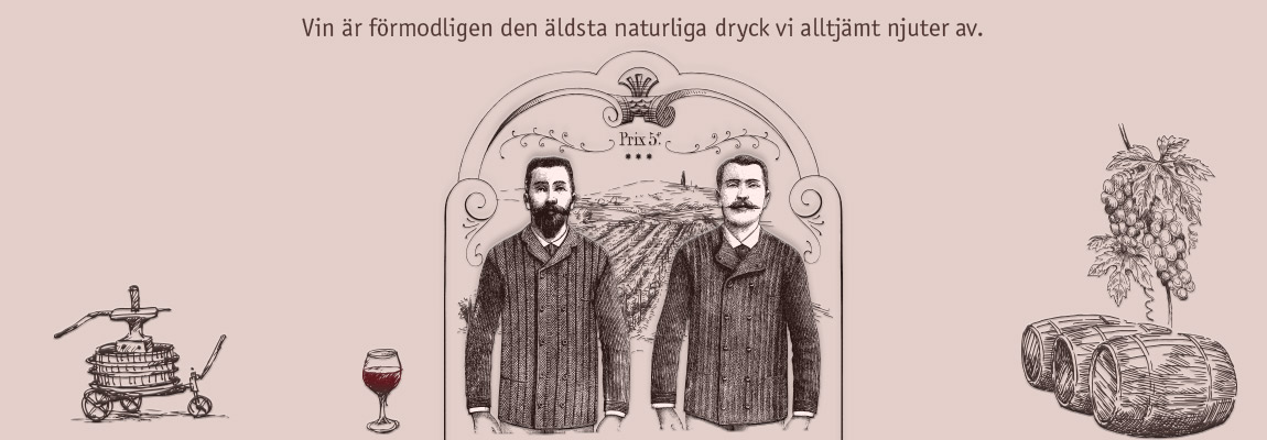 BUTELJHOLMEN AB VINIMPORT – EKOLOGISKA, BIODYNAMISKA & NATUR VINER –